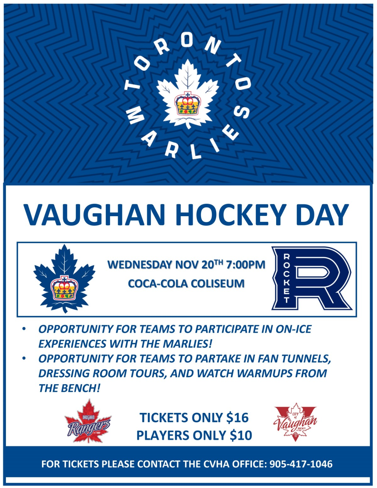CVHA_and_Vaughan_Rangers_Night_at_the_Marlies.jpg